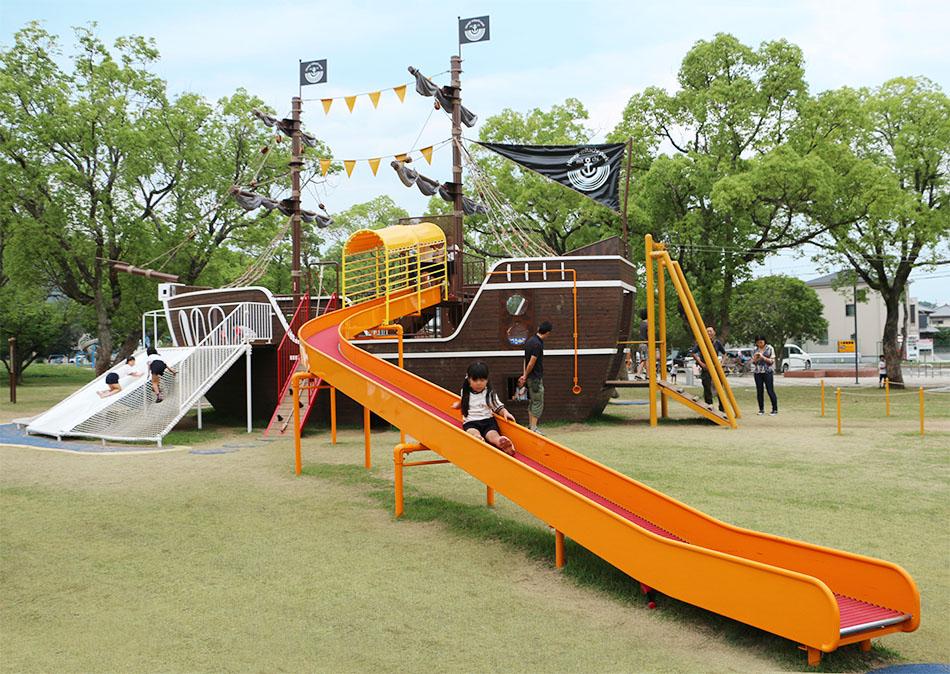 御立公園遊具
