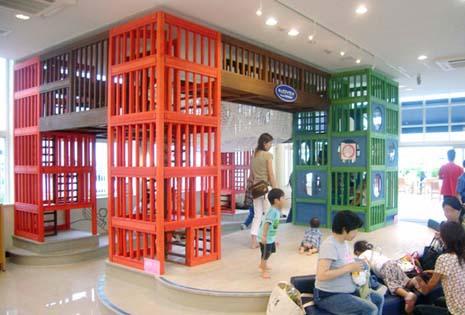 商業施設 室内遊具