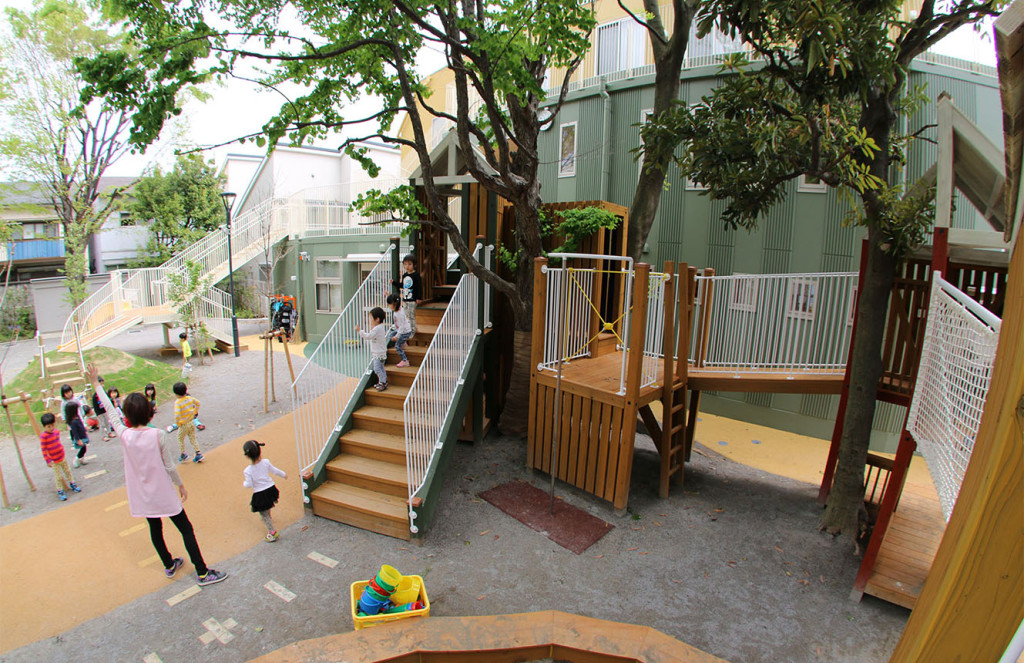 アートチャイルドケア中野南台森の保育園