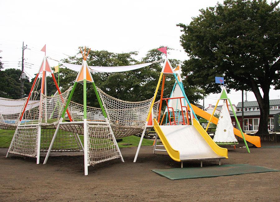 保育園遊具