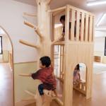 木登り遊具