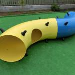 持ち運べる園庭遊具