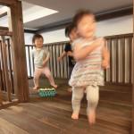 屋内木製遊具