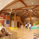 滑川市児童館木のホール
