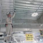 天井アンカー点検状況