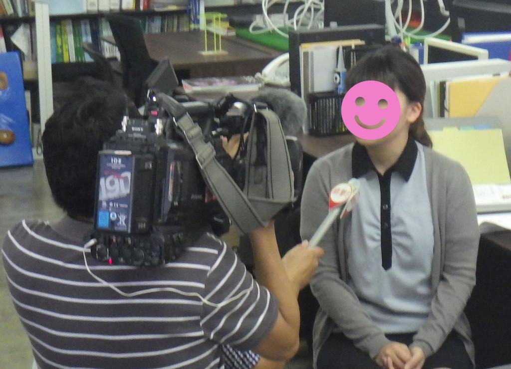 新入社員インタビュー