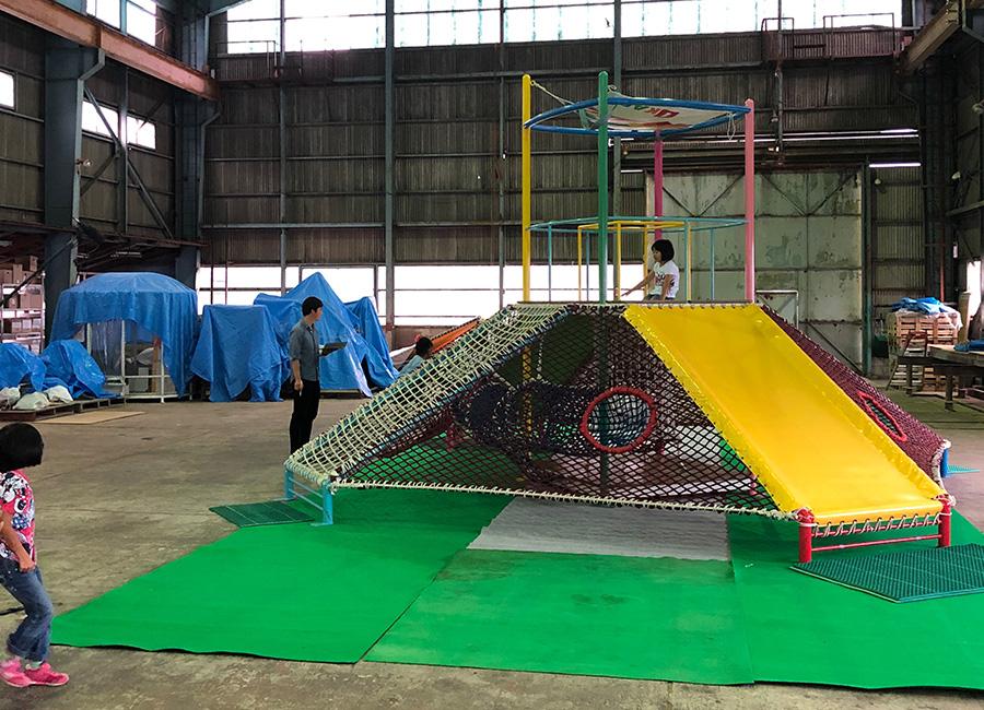 工場遊び研究